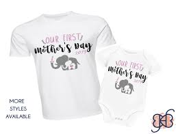 Students can create mother's day crafts, gifts and use poems for mother's day to make it a special occasion. Our First Mother S Day Mom And Baby Girl Shirts Mothers Etsy Baby Girl Shirts Baby Shirts Mom And Baby Outfits
