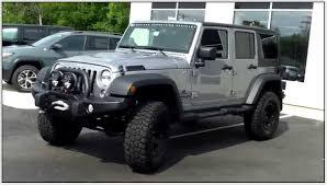 used 4 door jeep wrangler unlimited near me