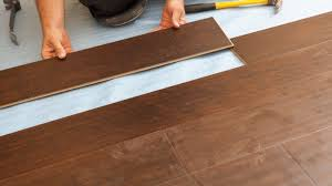 to lay laminate flooring