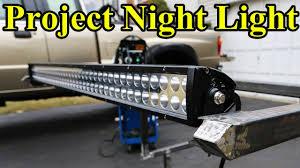 "Custom <b>LED</b> Light Bar Build (Part 1 ""Project <b>Night Light</b>"") - YouTube"