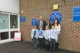 News Great Chart Primary School A Great Place To