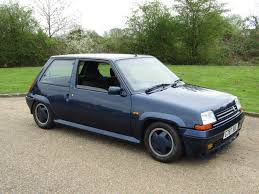 1990 Renault 5 GT Turbo Raider for Auction - Anglia Car Auctions