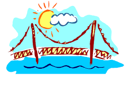 Image result for free colorful bridges cliparts