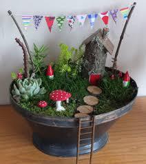 fairy garden container ideas. Fairy Garden Container Ideas F