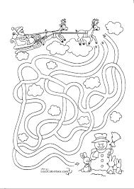 Coloriage De Fille De Noel A Imprimer