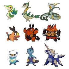 Pokemon Evolution Snivy Tepig Google Search Pokemon