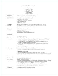 College Resume Builder 2018 New A Good Resume Template Examples Of Good Resumes Here Are Good Resume