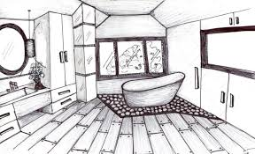 Easy interior design sketches Free Hand Sketching Creative Home Design Beautiful Easy Interior Design Sketches With Regard To Beautiful Interior Design Sketches Thepiratetapescom Creative Home Design Nice Interior Design Sketches Images With