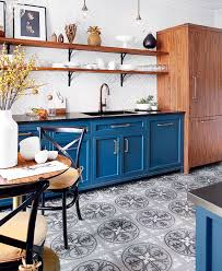 65 blue kitchen cabinet ideas for your