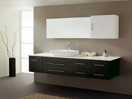 modern bathroom vanities and cabinets. Black Floating Vanity Cabinets With Tops And Beige Wall Color For Modern Bathroom Plan Vanities .