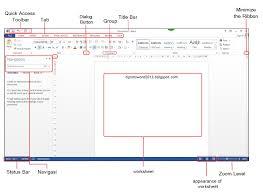 Worksheet Template Microsoft Word Prahu
