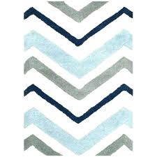 blue striped area rug rugs chevron marvelous ivory dark grey white light and