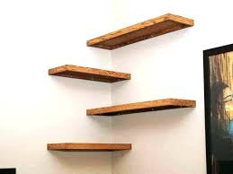 Oak Corner Floating Shelves Magnificent Nice Decoration Floating Corner Shelves Ikea Floating Corner Shelves