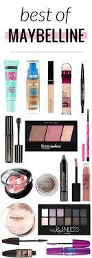 one brand makeup look maybelline makeup