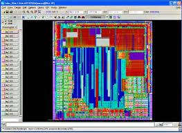 springsoft laker blitz chip level layout editor ic layout designer