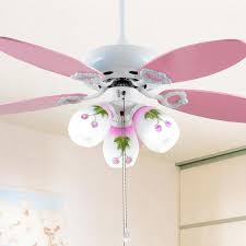 wonderful children ceiling fan child room light color the simple cartoon bedroom lamp boy in from