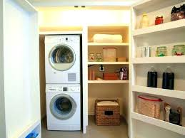 outdoor laundry room ideas decor washer dryer cabinet enclosures bathroom faucets with and wood corner