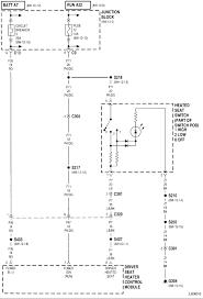 chrysler seat heater wiring diagram wiring diagrams konsult