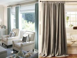 Swap out your summer drapes with thick ones for the winter. Cold air will  have a hard time trying to make its way through heavy materials, so invest  in some ...