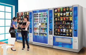 How To Design A Vending Machine Impressive Crane Media's 'AllInOne' Design Eases HighTech Vending Migration