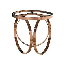 rose gold side table rose gold side end table luxury event rose gold side table australia