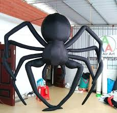 giant spider decoration giant inflatable spider inflatable cartoon hanging party decorations giant spider web decoration diy