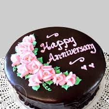 Anniversary Cake Express Delivery In Kolkata Just At Just 499