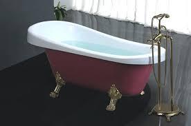 4 feet bathtub fiberglass claw foot feet soaking bath tub 4 feet bathtub india