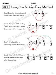 39 best Adding Fractions images on Pinterest | Adding fractions ...
