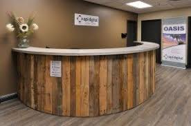 pallet bar for sale. counter or bar from wood pallets pallet bar for sale /