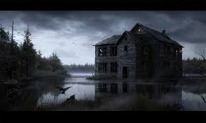 38 Haunted House HD Wallpapers ...