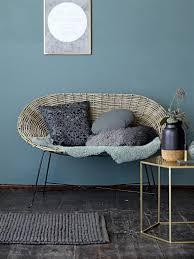 Trendfarbeherbst2015blaubloomingville Gangur Schlafzimmer