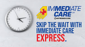 Skip The Wait With Immediate Care Express Hattiesburg Clinic