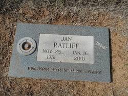 Jan Hedges Ratliff (1951-2010) - Find A Grave Memorial