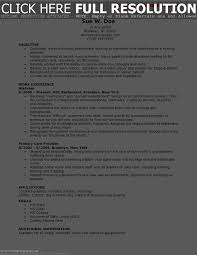Cna Resume With No Experience Resume Online Builder