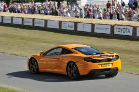 McLaren MP4-12C Priced from €200,000 in Europe and at £168,500 and ...