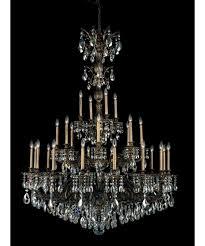 living delightful strass crystal chandeliers 13 swarovski