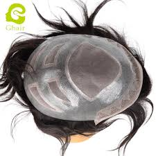 Sunny Hair Design Ghairs 100 Indian Hair Topper Sunny Design 6 Inches