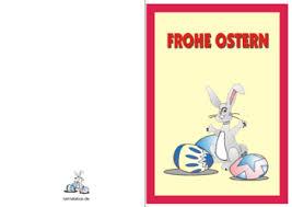 Wir liefern euch dazu die anleitung und eine. Grusskarte Ostern Osterhase Pdf Vorlage Zum Ausdrucken