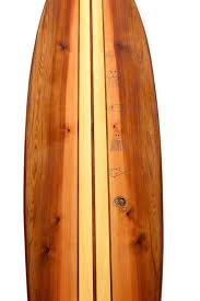 picture of how to build a wood paddle board