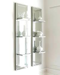 tesso chrome glass bookcase and remarkable
