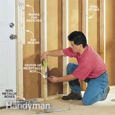 how to rough in electrical wiring family handyman electrical wiring colors at Electrical Wiring