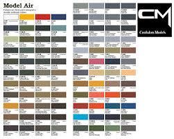 Vallejo Model Color Paints Choose From Full Range Of 17ml