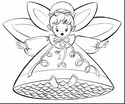 Small Picture Wonderful christmas angels coloring page with angel coloring pages