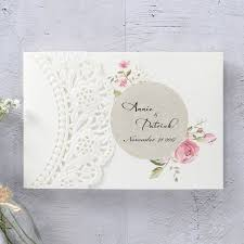 89 best laser cut wedding invitations images on pinterest Affordable Spanish Wedding Invitations save up to on exclusive pink laser cut lace unique wedding invitation wedding invitations vintage unique modern affordable & cheap invitation cards invites Spanish Wedding Invitation Wording