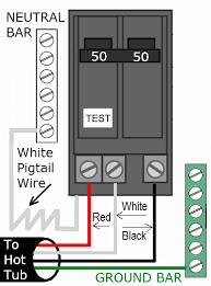 50 amp hot tub wiring wiring diagram schematics baudetails info hot tub wiring installation jacuzzi spa electrical wiring