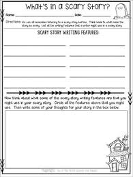 halloween writing project write a scary story by jen bengel tpt halloween writing project write a scary story
