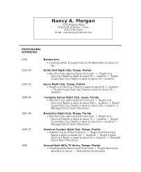 Dance Resume Custom Dancer Resume Example Dance Resume Layout Sample Dance Resume Layout