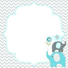Baby Boy Announcements Templates Baby Shower Boy Invitation Templates Free Cafe322 Com