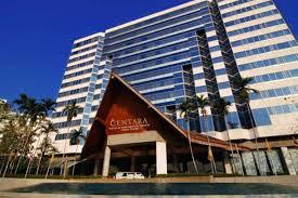 Hotel Isan Centara Hotel Convention Centre Udon Thani Isan Thailand